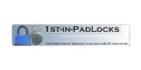 1st-in-Padlocks coupons