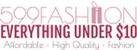 599 Fashion coupons