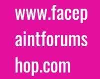 Face Paint Forum Shop coupons