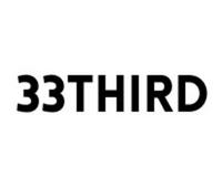 33third coupons