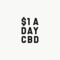 Dollar A Day CBD coupons
