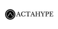 Actahype coupons