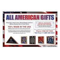All American Gifts coupons
