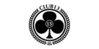 Club13 coupons