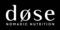 DOSE Nomadic Nutrition coupons