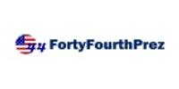 FortyFourthPrez coupons