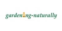 Gardening-Naturally coupons