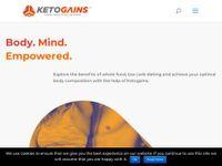 Ketogains.Com coupons