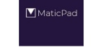 MaticPad coupons