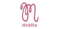 Matta coupons