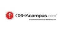 OSHAcampus coupons