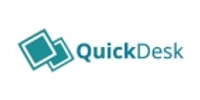 Quickdesk coupons