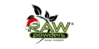 Rawpowders UK coupons