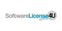 SoftwareLicense4U coupons