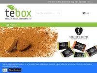 Tebox.Dk coupons