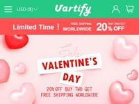 Uartify coupons
