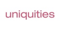 Uniquities coupons