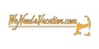 WeNeedaVacation coupons