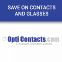 Opticontacts.com coupons