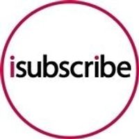 iSUBSCRiBE coupons