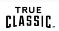 True Classic Tees coupons