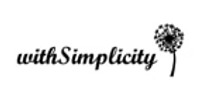 withSimplicity coupons